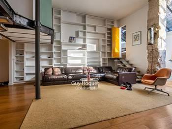 Appartement meublé 4 pièces 114,48 m2