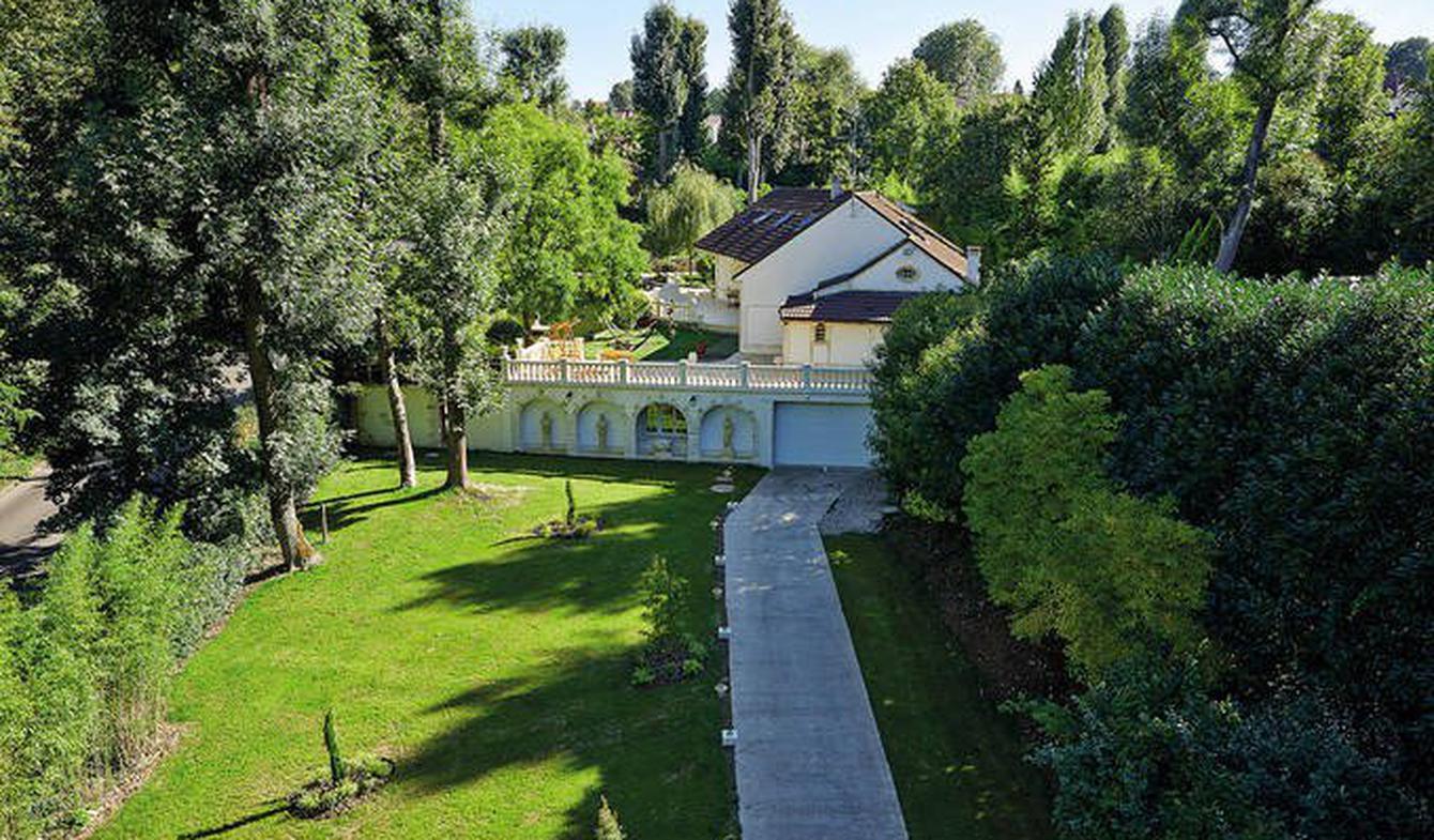 Maison avec piscine Quincy-Voisins
