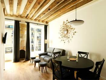 Appartement 2 pièces 36,61 m2