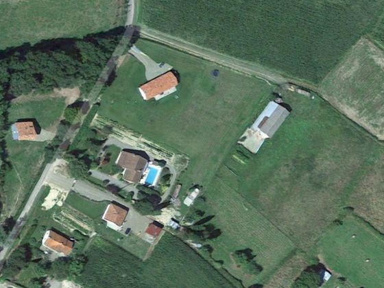Vente terrain 8380 m2