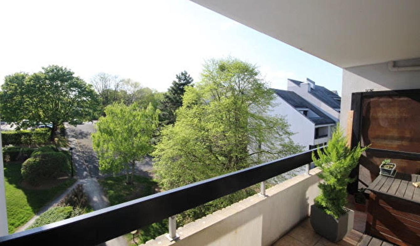 Apartment with terrace Le Coudray-Montceaux
