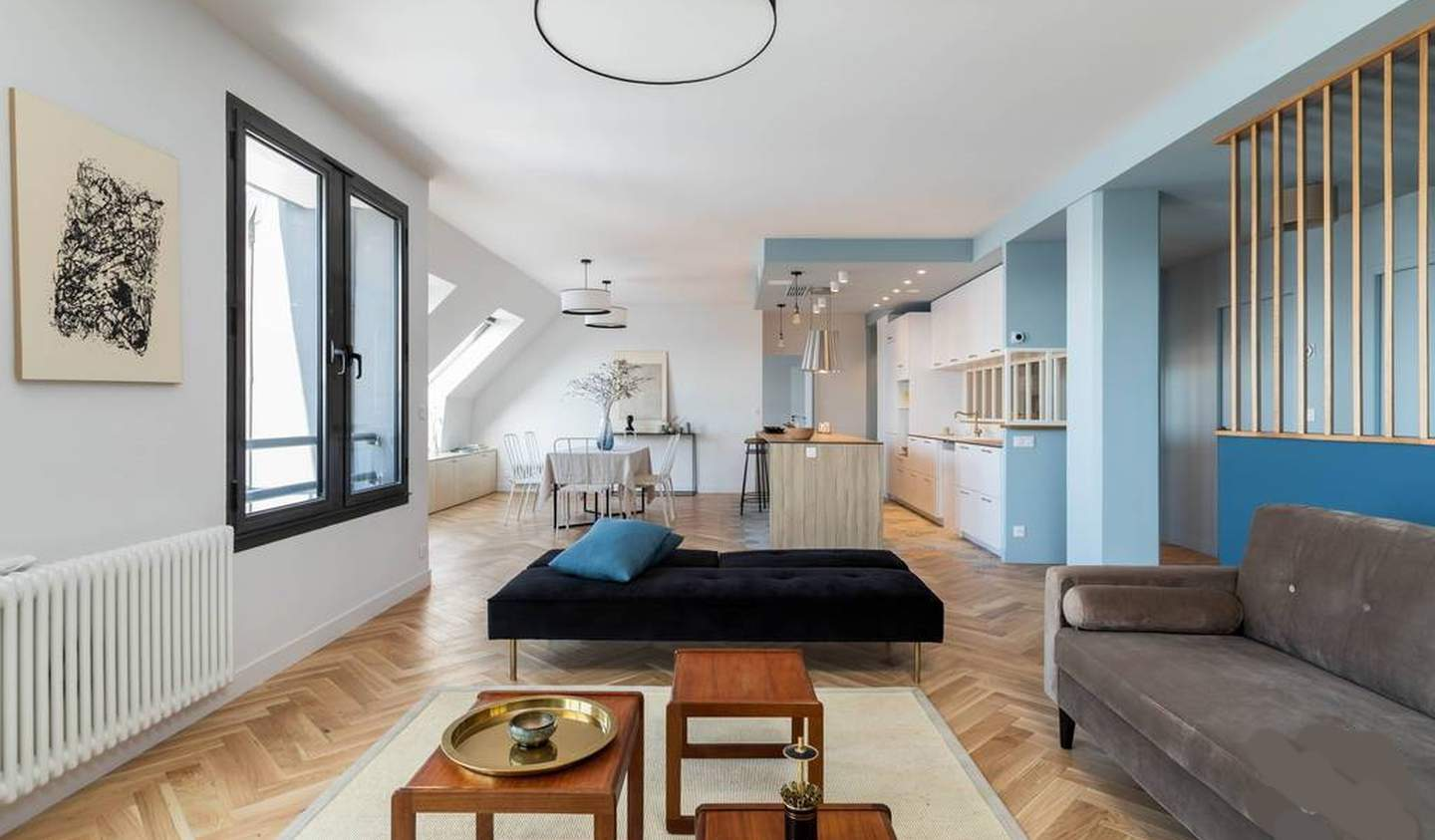 Apartment with terrace Le chesnay