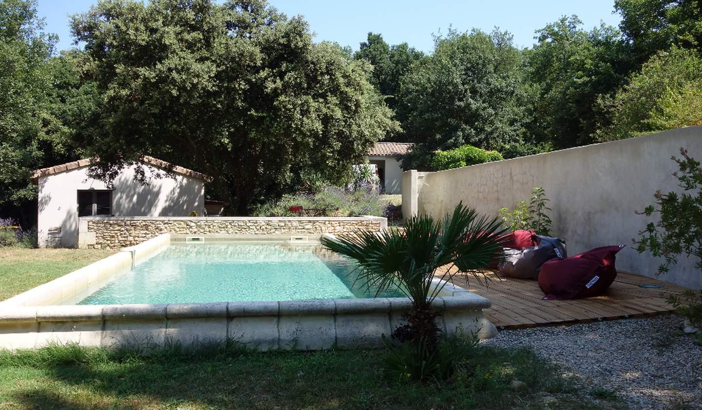 Maison avec piscine La Garde-Adhémar