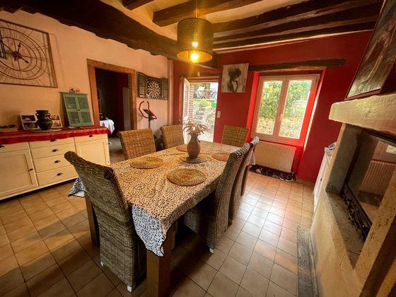 Vente maison 4 pièces 99,56 m2