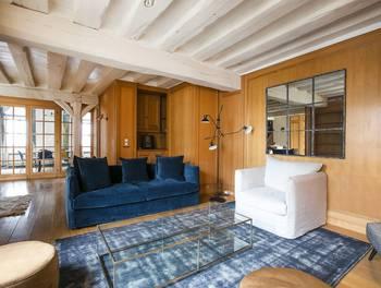 Appartement meublé 3 pièces 124 m2