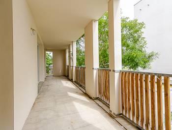 Appartement 3 pièces 58,51 m2