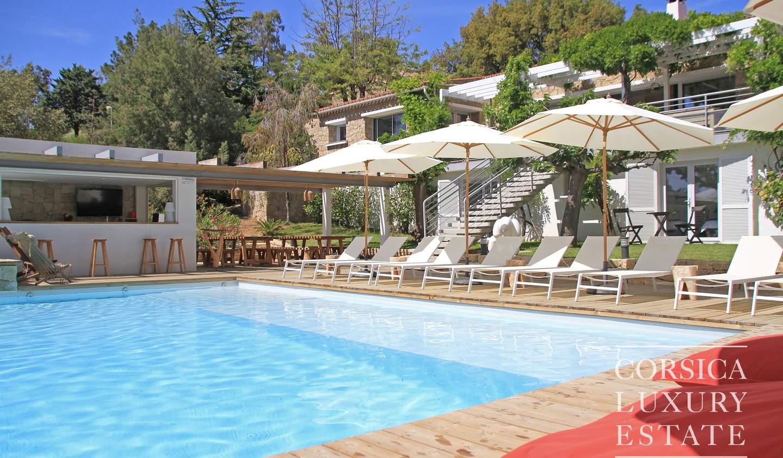 Villa avec jardin Porticcio