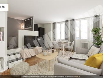 Studio 32,68 m2