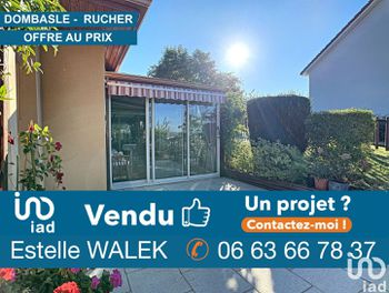 maison à Dombasle-sur-Meurthe (54)
