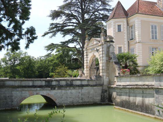 Vente château 18 pièces 600 m2