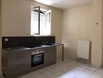 Maison 3 pièces 77,38 m2