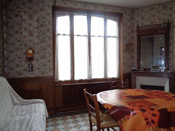 Vente maison 9 pièces 158 m2