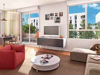 Appartement 4 pièces 77,33 m2