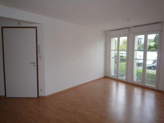 vente Appartement 2 pièces 42 m2 Brest
