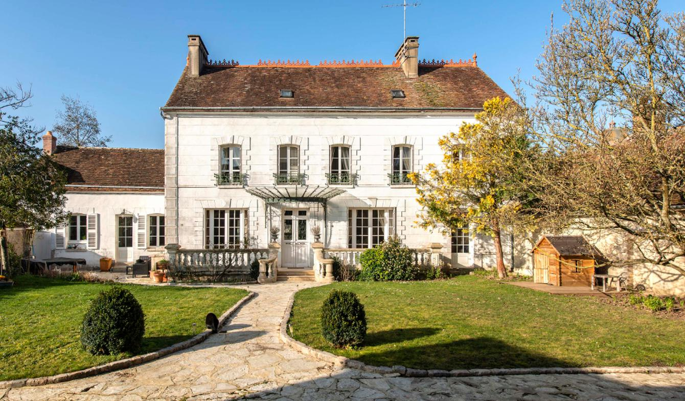 Maison avec piscine Ferrières-en-Gâtinais