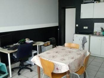 Appartement 2 pièces 34,82 m2