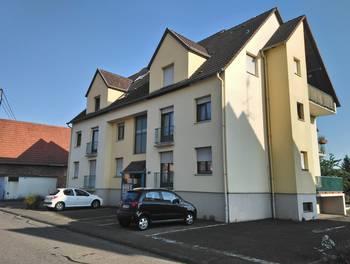 Appartement 2 pièces 57,94 m2