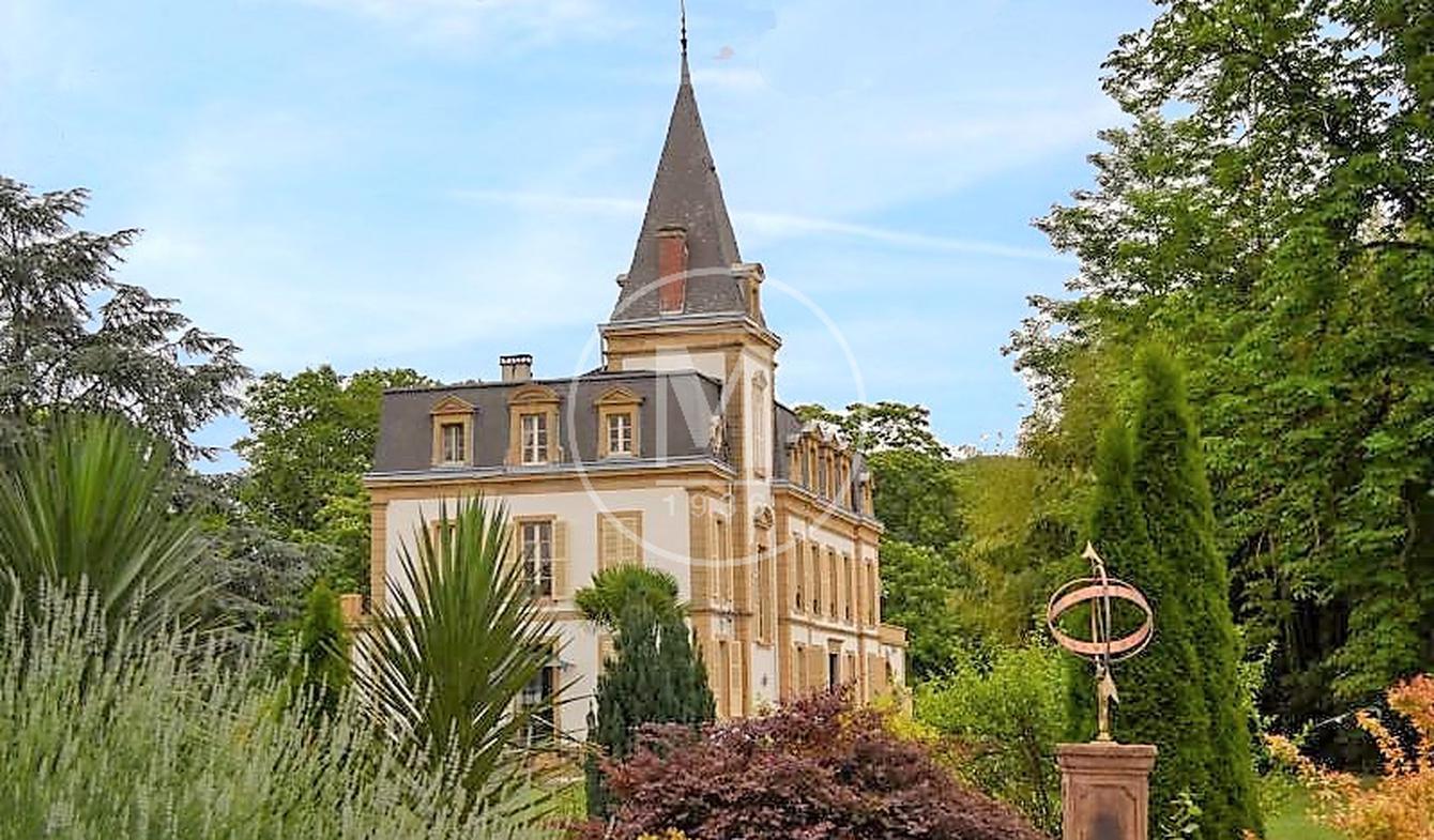 Castle Martres-Tolosane