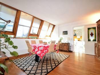 Appartement 4 pièces 95,37 m2