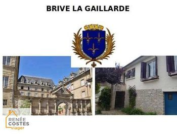 viager à Brive-la-Gaillarde (19)