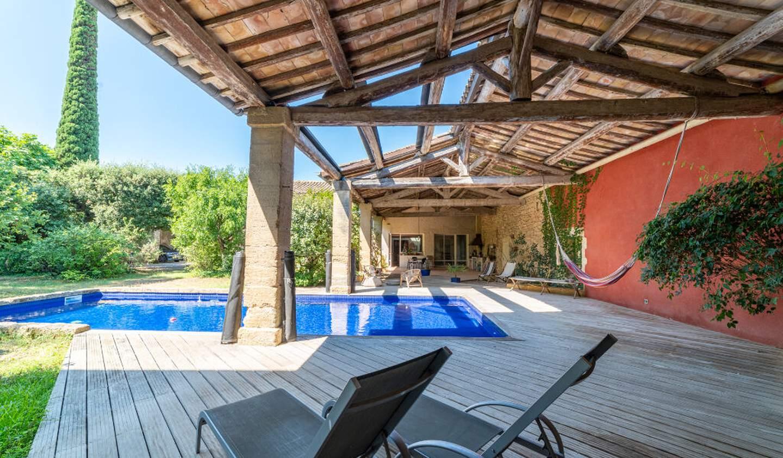 Maison avec piscine Aigues-Vives