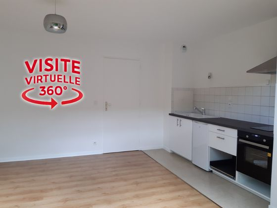 Location appartement 2 pièces 40,63 m2