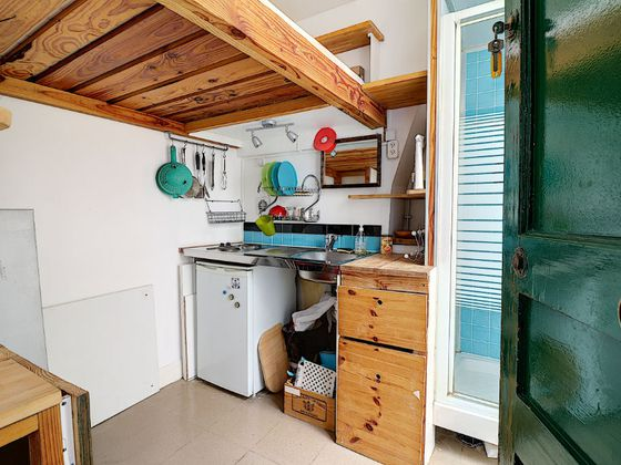 Vente studio 5,16 m2