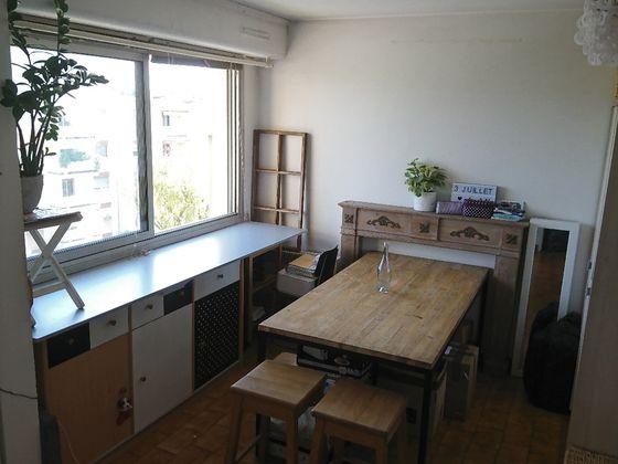 Location studio 30,83 m2