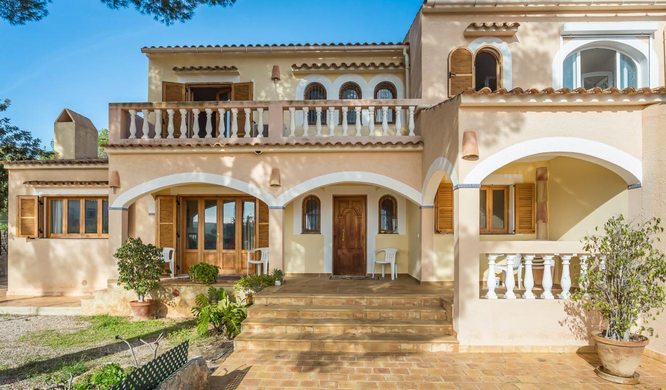 Villa Son Ferrer