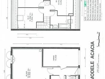 Maison meublée 4 pièces 62 m2