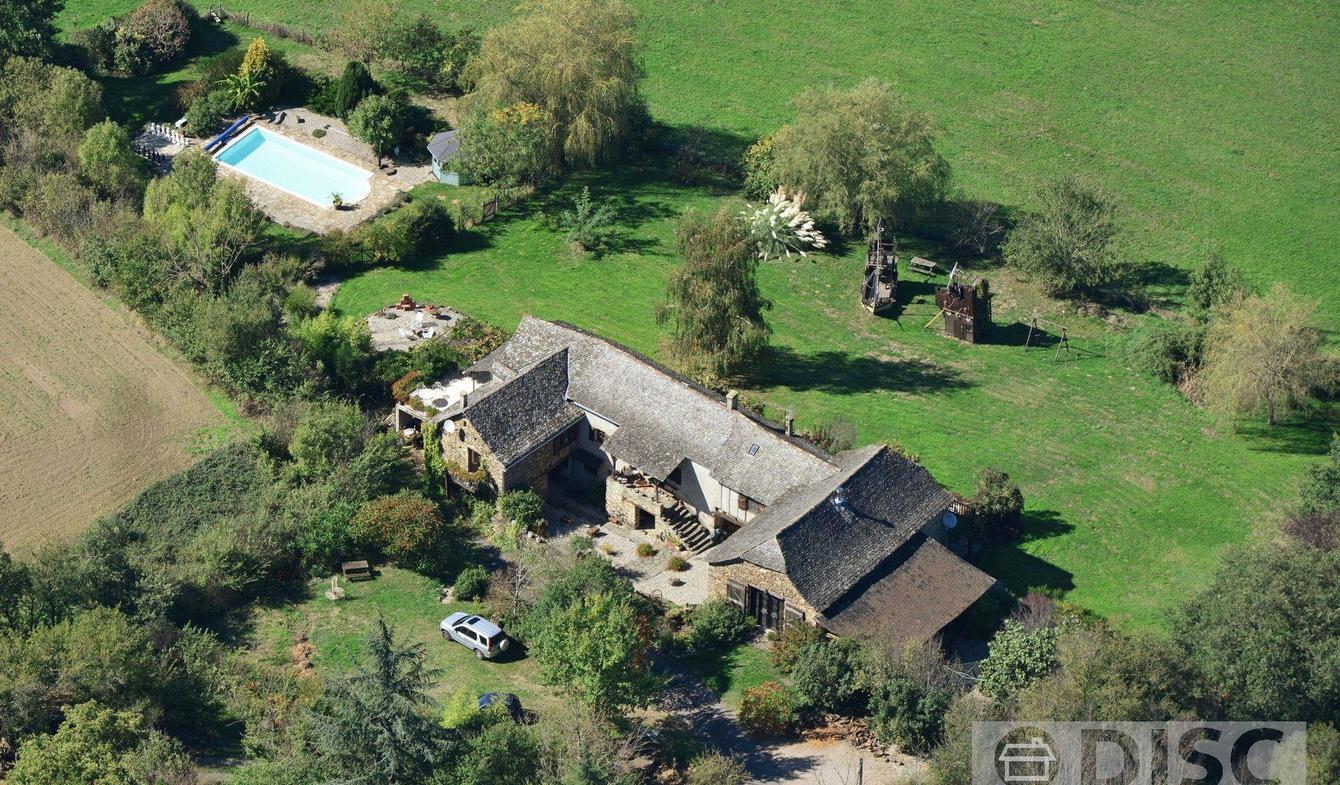 Maison avec piscine Saint-Christophe