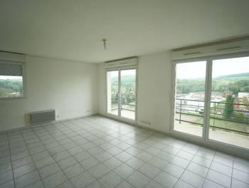 Appartement 3 pièces 63,53 m2