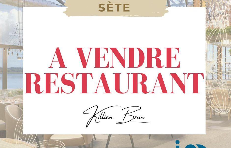 Vente locaux professionnels  120 m² à Sète (34200), 170 000 €