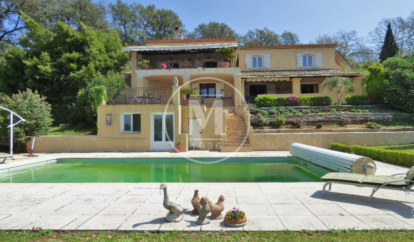 House with pool and terrace La Garde-Freinet