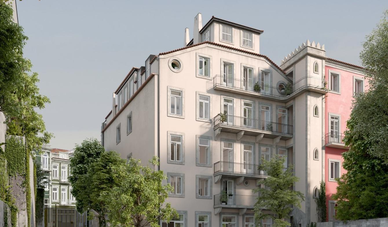Appartement avec terrasse Porto