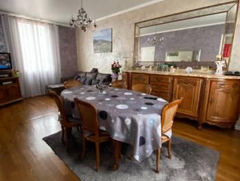 Maison 5 pièces 87,24 m2
