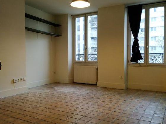 Vente studio 25,3 m2