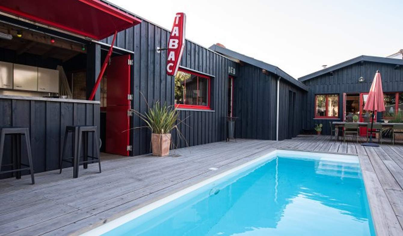 Maison avec piscine et terrasse Gujan-Mestras