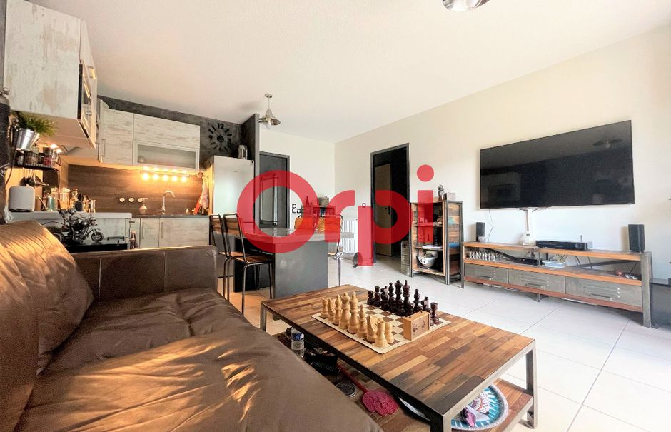 Vente appartement 3 pièces 62 m² à Saint-egreve (38120), 249 000 €