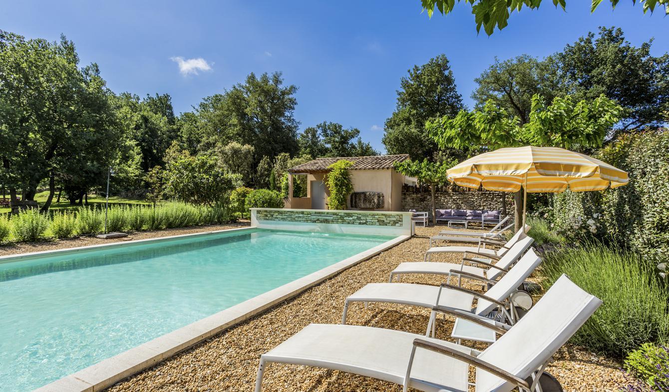 Maison avec piscine et jardin Ménerbes