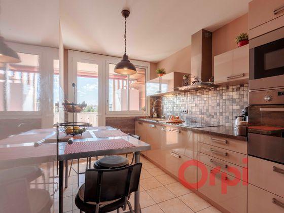 Vente appartement 4 pièces 80,45 m2