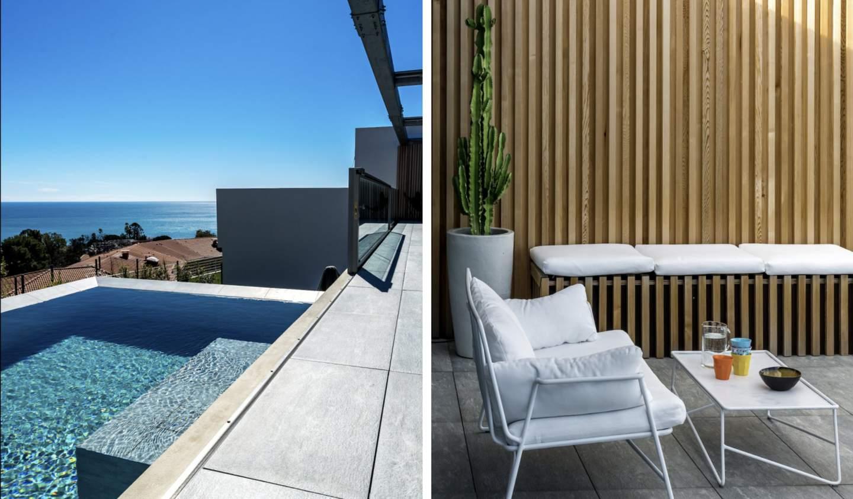 House with pool Nice
