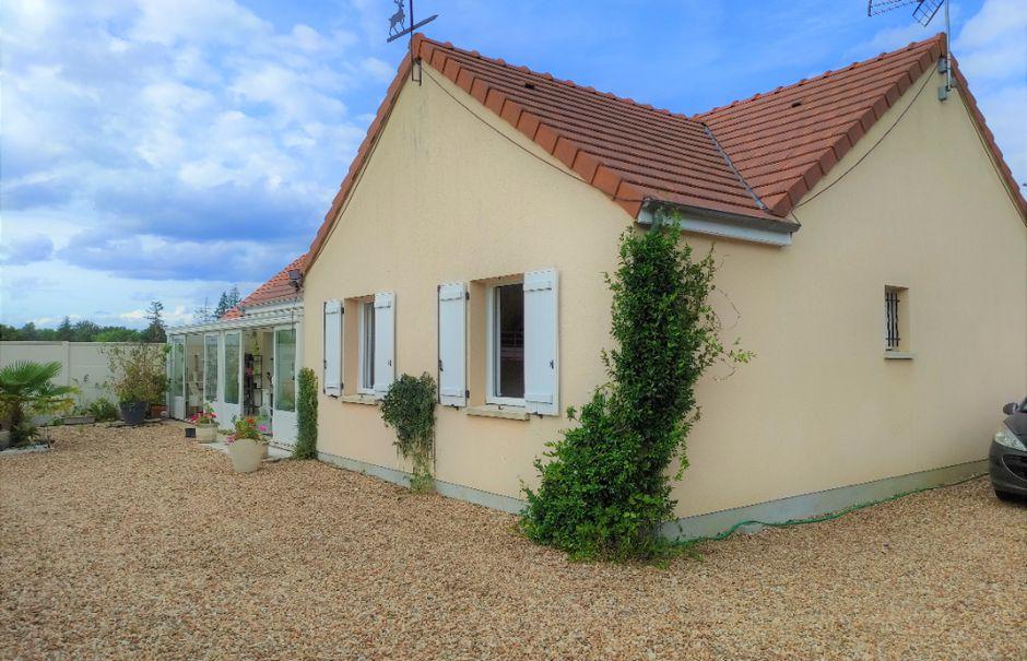 Vente maison 7 pièces 128 m² à Ouzouer-sur-Loire (45570), 224 000 €