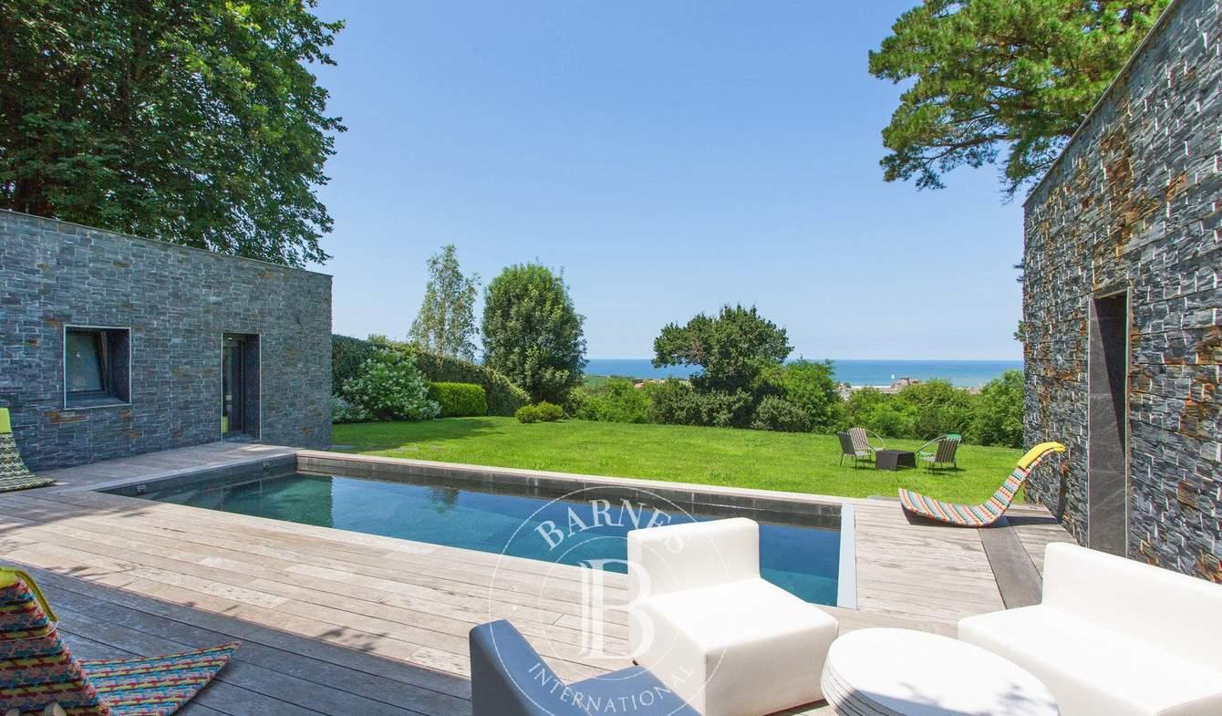 Maison avec piscine Ciboure