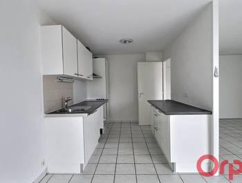 Appartement 3 pièces 83,02 m2