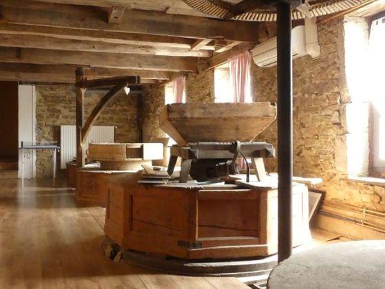 Vente moulin 20 pièces 375 m2