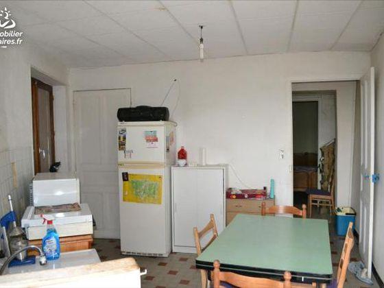 Vente maison 4 pièces 64 m2