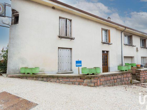 Vente maison 3 pièces 200 m2