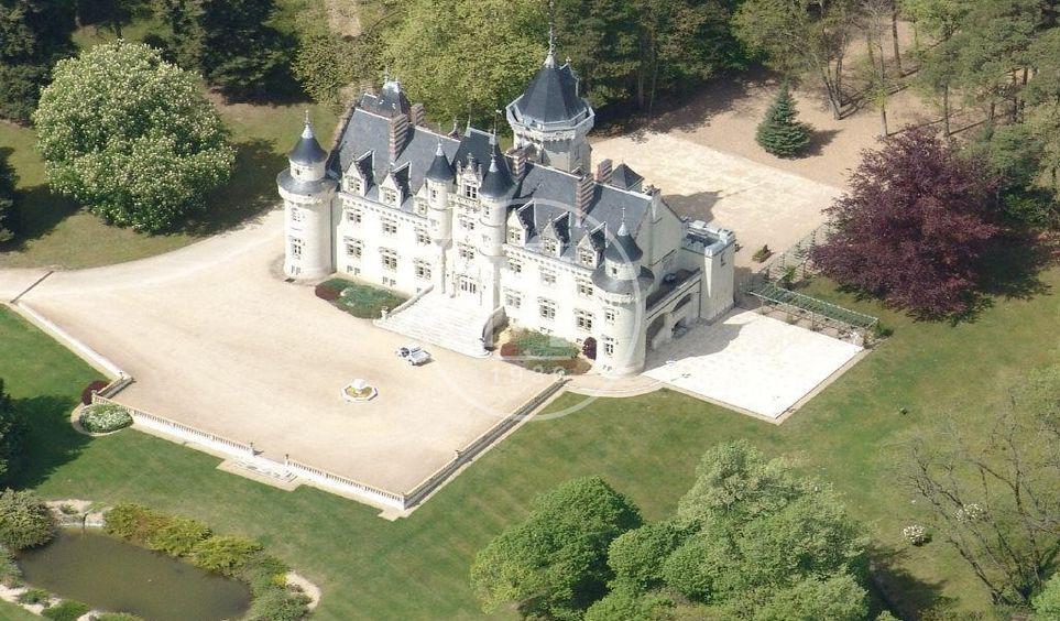 Vente Château de prestige Richelieu 1 995 000 €
