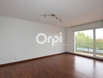 Appartement 2 pièces 49,39 m2
